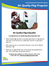 Air Quality Flag Etiquette thumbnail