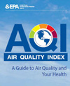 Air Quality Index - A Guide to Air Quality and Your Health - front cover