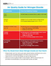 Air Quality Guide for Nitrogen Dioxide  Cover Image
