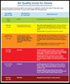 Air Quality Guide for Ozone - front cover