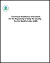 Cover Image - Technical Assistance Document for the Reporting of Daily Air Quality