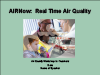 Cover for AirNow: Real Time Air Quality